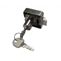 Slip lock with removable interchangeable cylinder