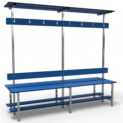 Bench 2m Double Complet