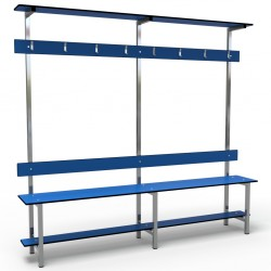 Bench 2m Single Complet