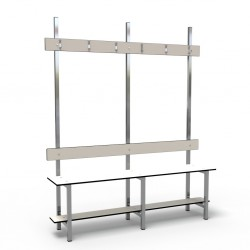 Bench 1.5m  Single without self